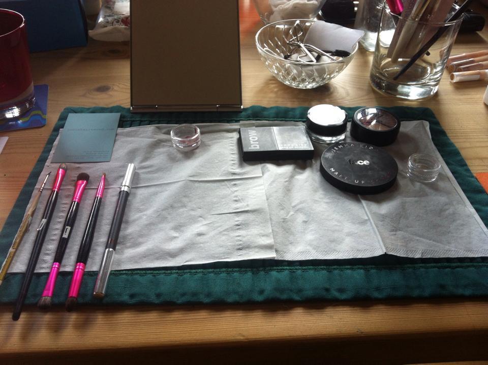 makeup school london