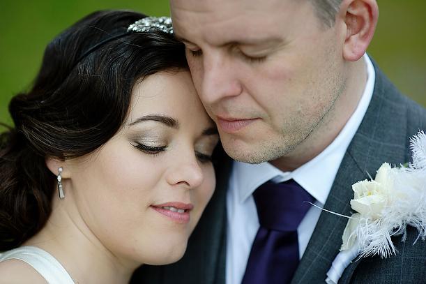 Botleys wedding bride bridal makeup artist makeupbyjodie smokey eye