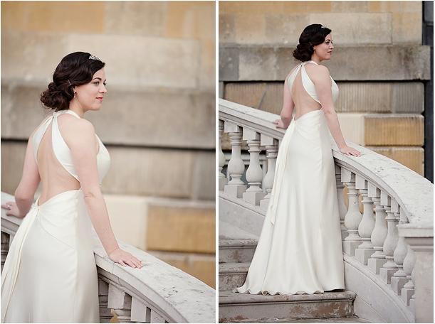 botleys wedding dress