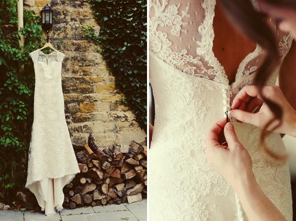 bride's dress white leaf boutique makeupbyjodie
