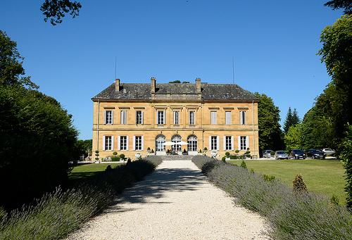 Chateau La Duranie wedding