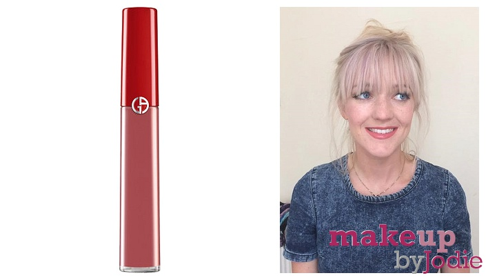 Armani Lip Maestro review