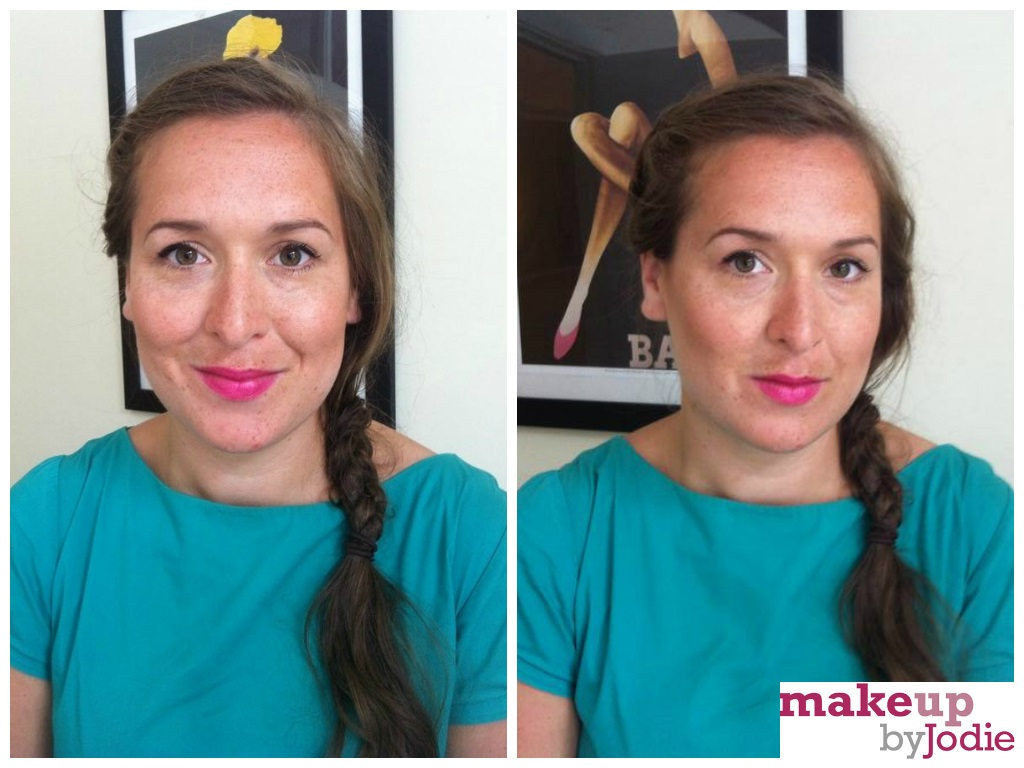 Finished makeup Charlotte Tilbury The Retoucher makeup review makeupbyjodie