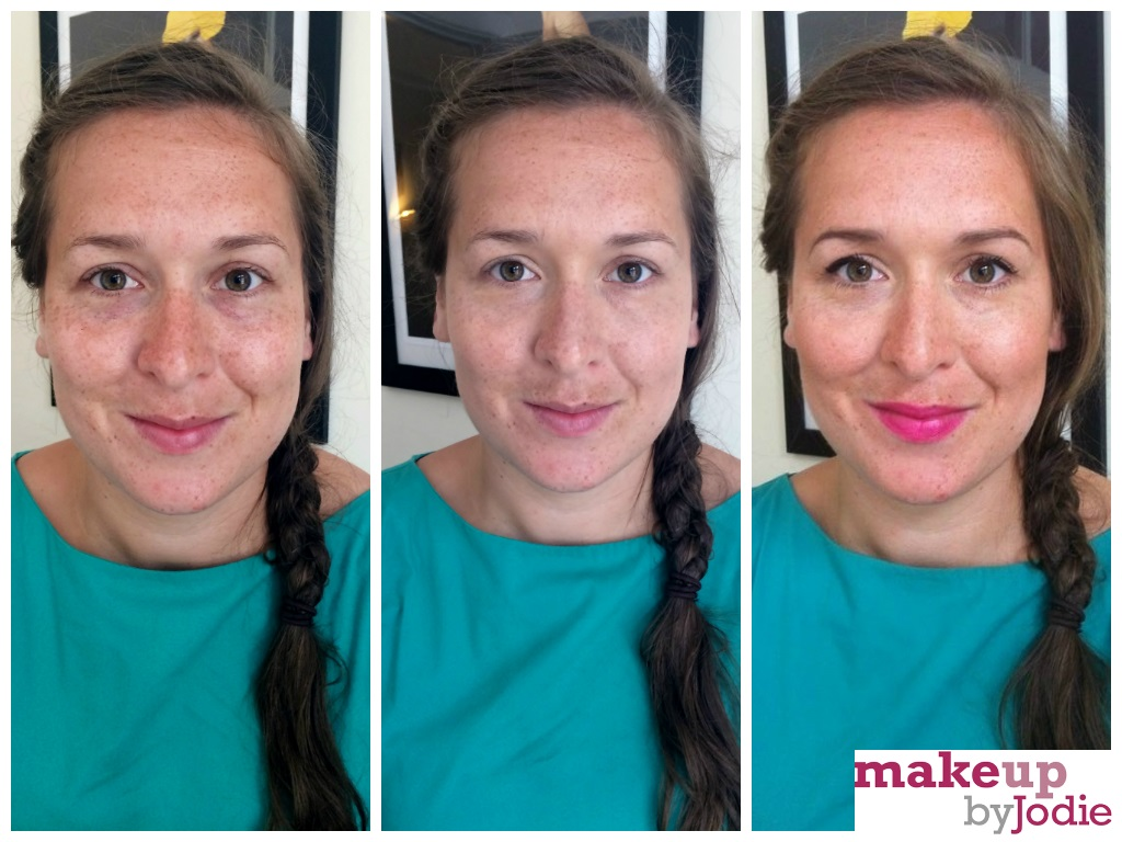 before during after Charlotte Tilbury The Retoucher Makeup Review Makeupbyjodie