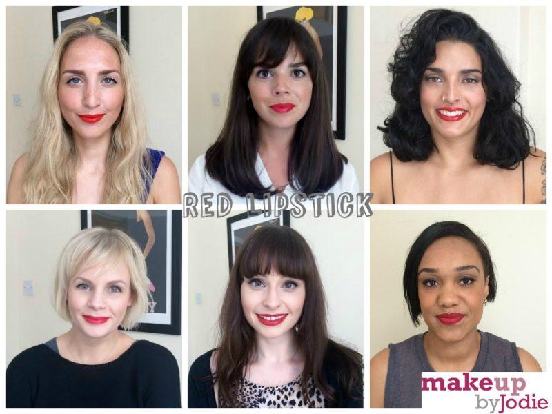 Red Lipstick For Olive Skin Tones