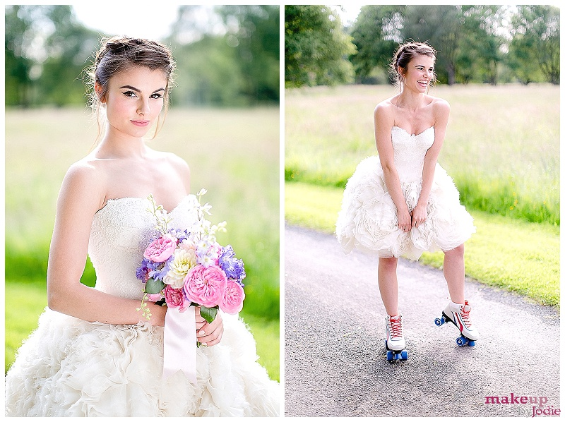Rock My Wedding Bridal Editorial Makeup 1