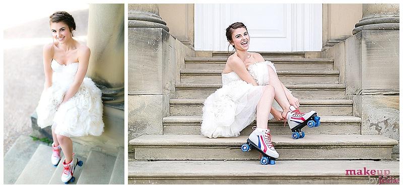 Rock My Wedding Bridal Editorial Makeup 2