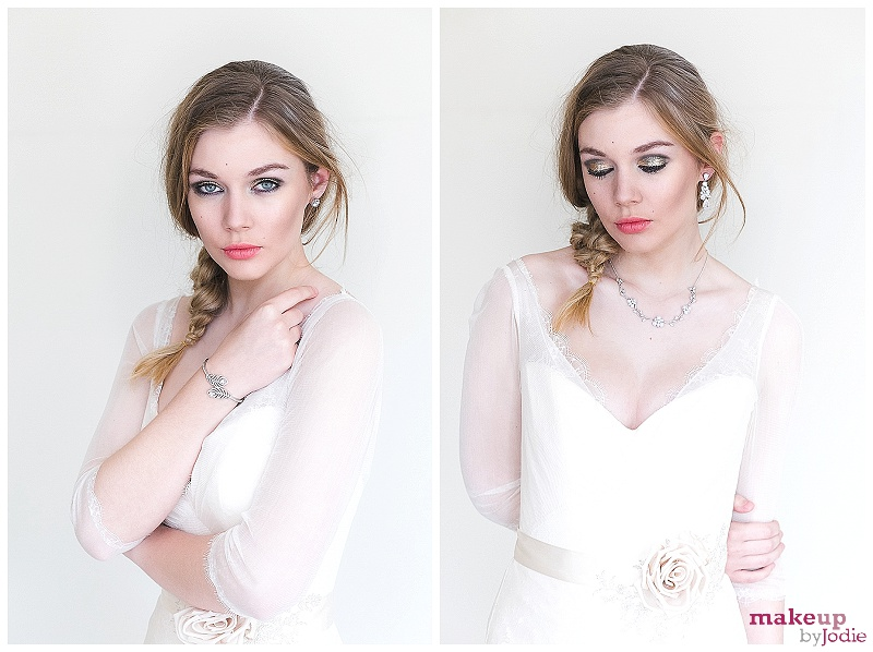 Rock My Wedding Bridal Editorial Makeup 6