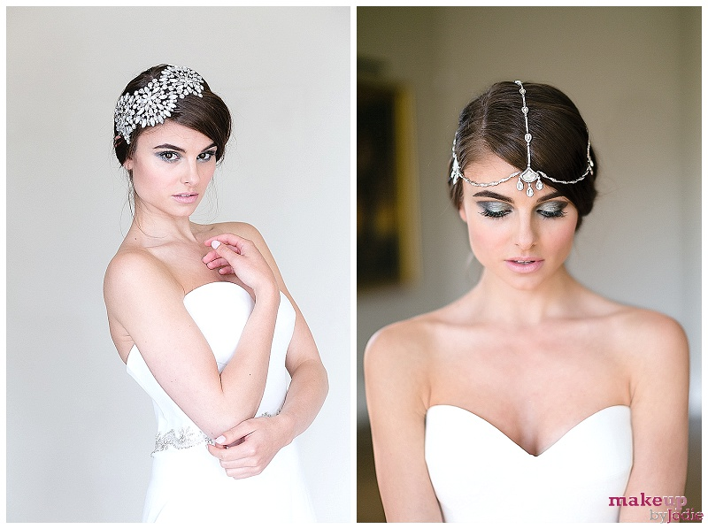 Rock My Wedding Bridal Editorial Makeup 7