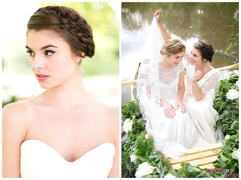 Rock My Wedding Bridal Editorial Makeup 9