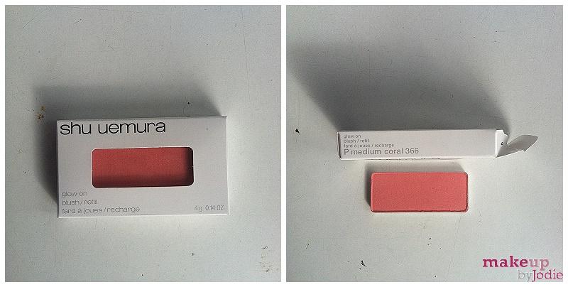 Shu Uemura blush review