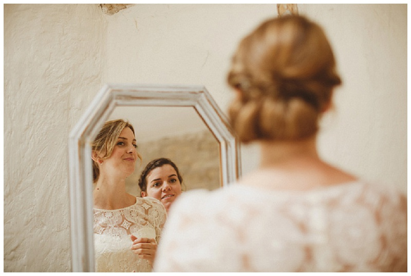 Destination Wedding Makeup : Sam and Nick married in South of France - A Chateau De Camon ...