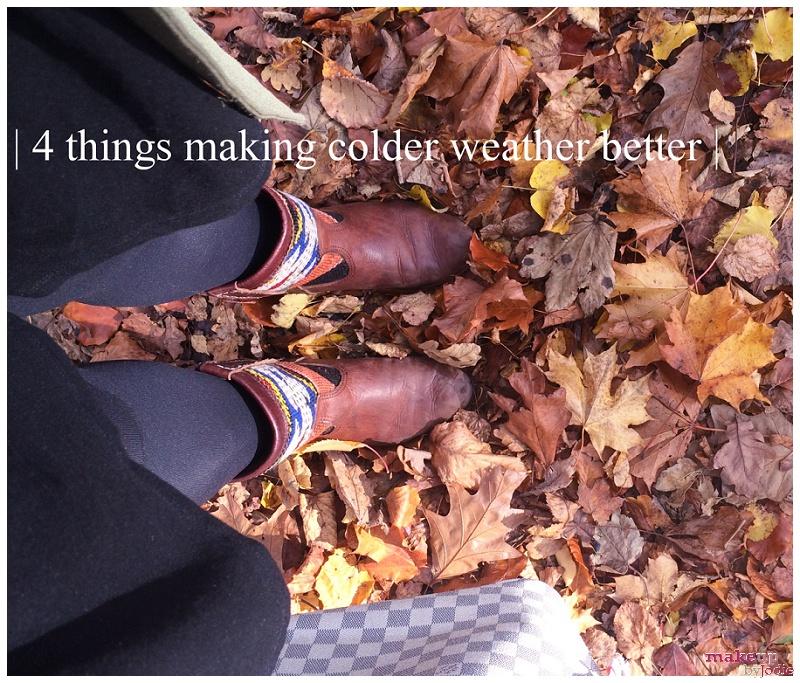 winter comforts blog