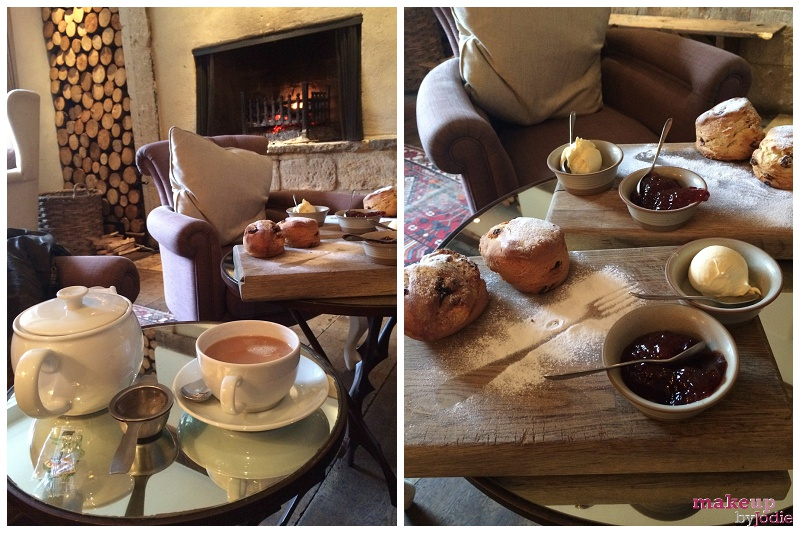 afternoon tea at barnsley house 2