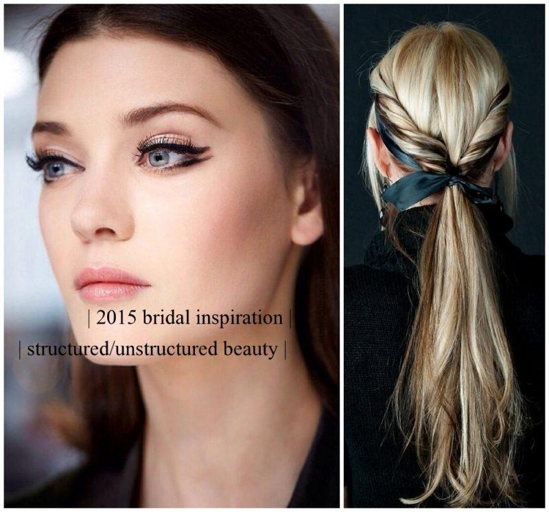 Wedding Hair And Makeup Inspiration : Bridal Hair and Makeup Inspiration 2015