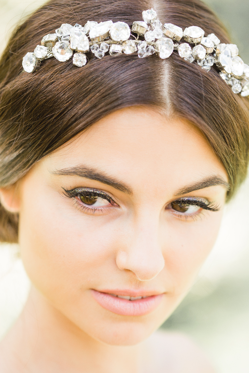 bridal makeup for brown eyes