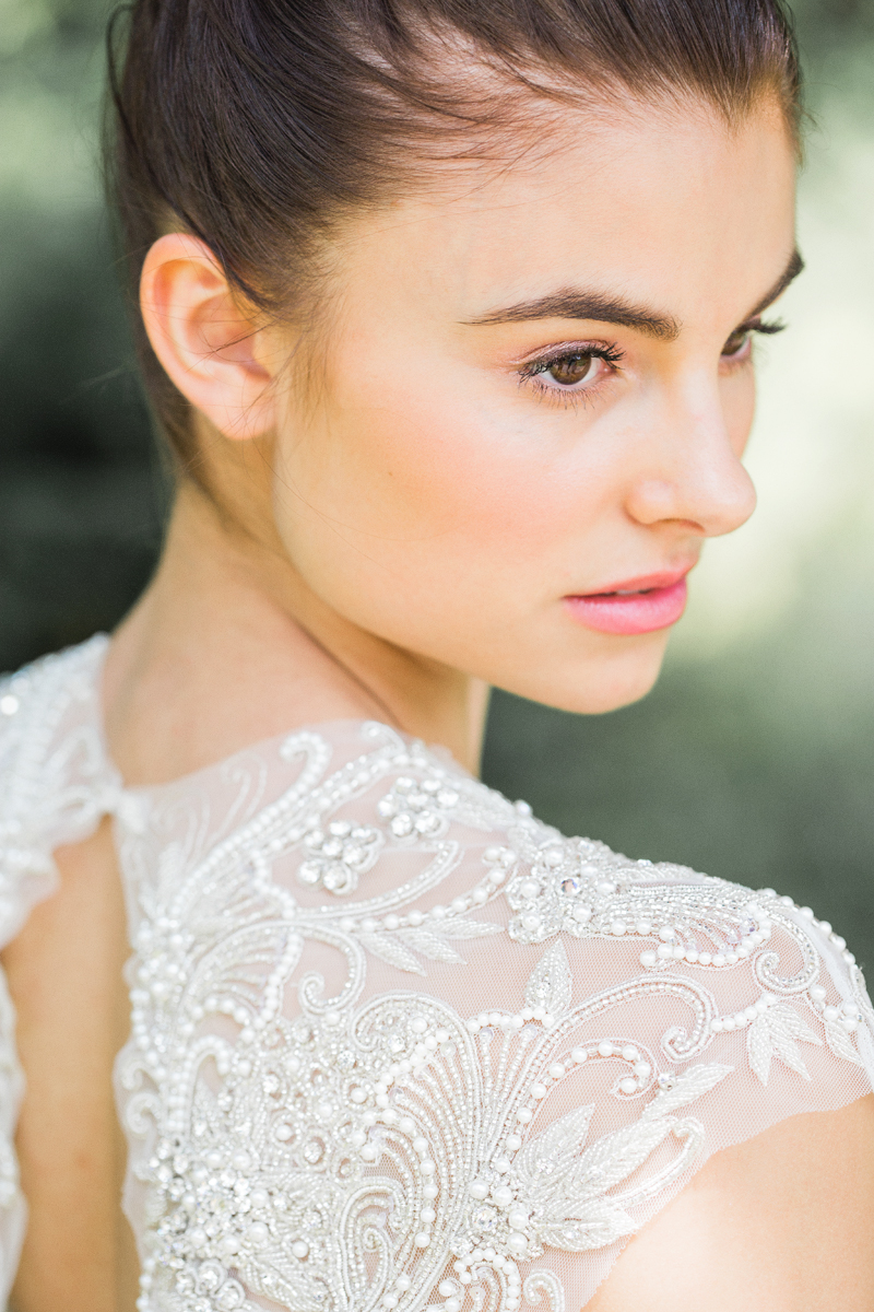 rock my wedding makeup inspiration