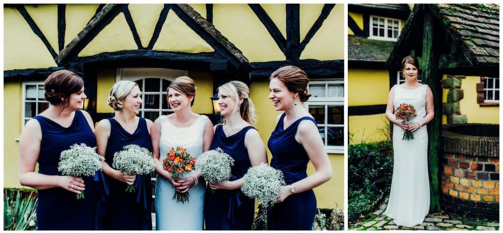 Shustoke Farm Barns Wedding Makeup Artist Wedding Hairdresser (6)