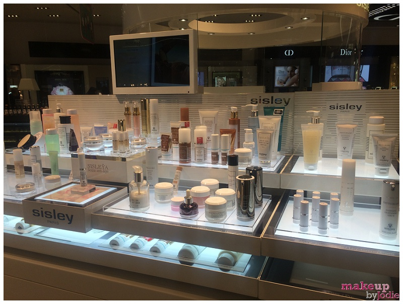 Sisley Facial Selfridges Review (2)