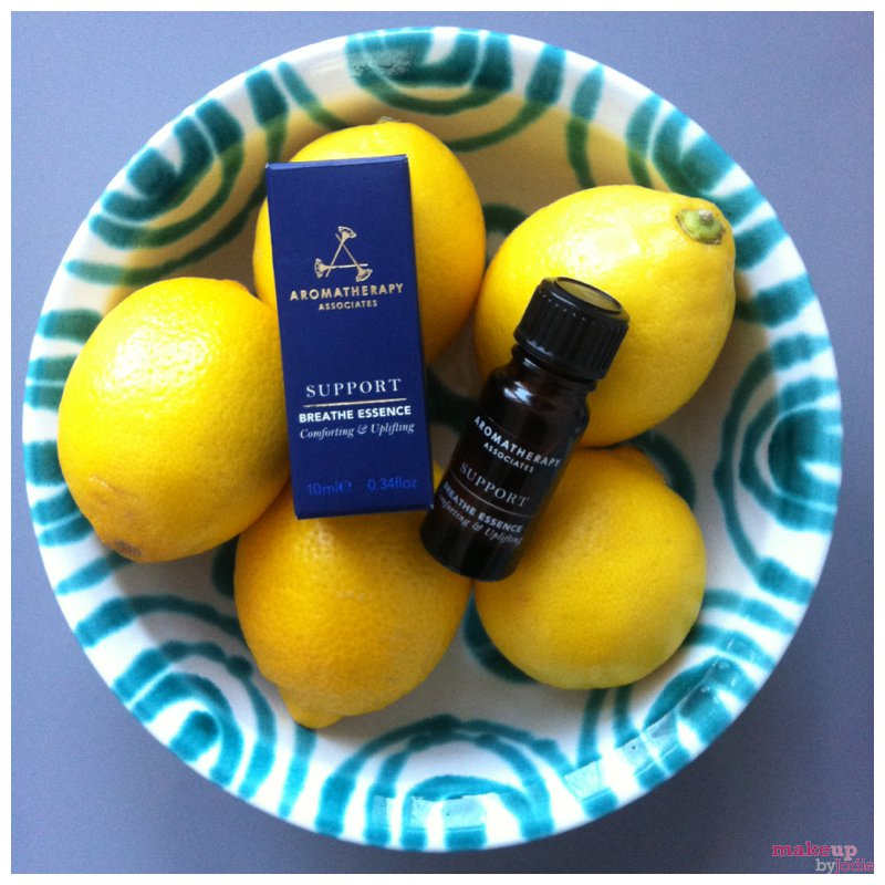 Aromatherapy Associates Support Breathe Essence review
