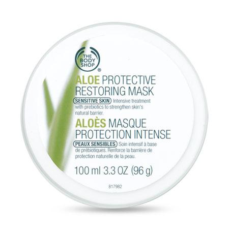 aloe protective restoring mask