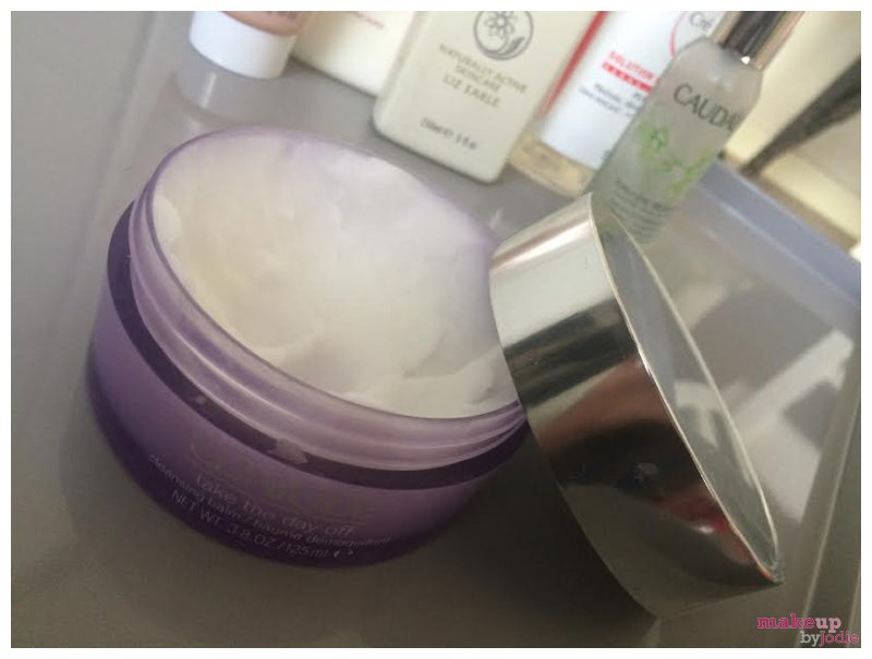 clinique take the day off cleanser review