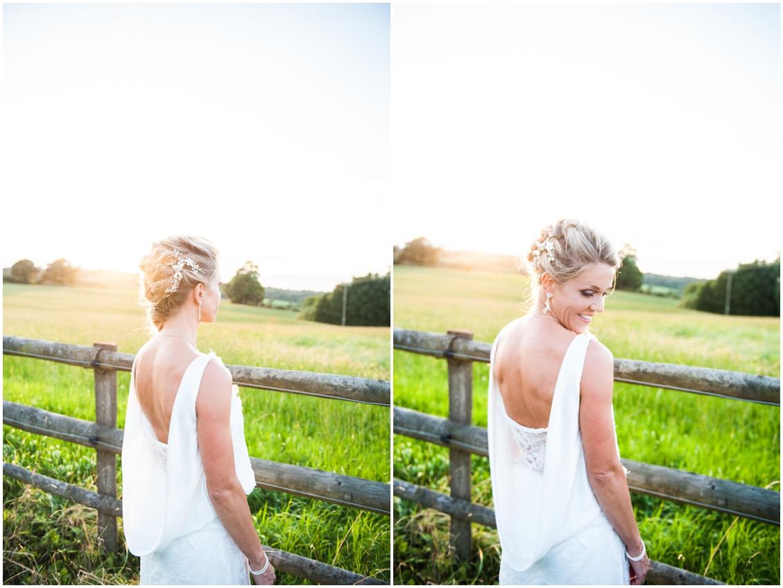 laurie & matt's celebration - wedding hair and makeup birmingham