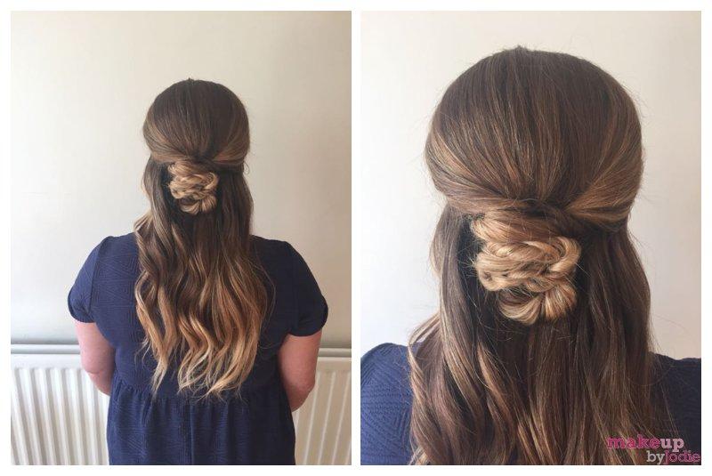 bridal hair trends 2015
