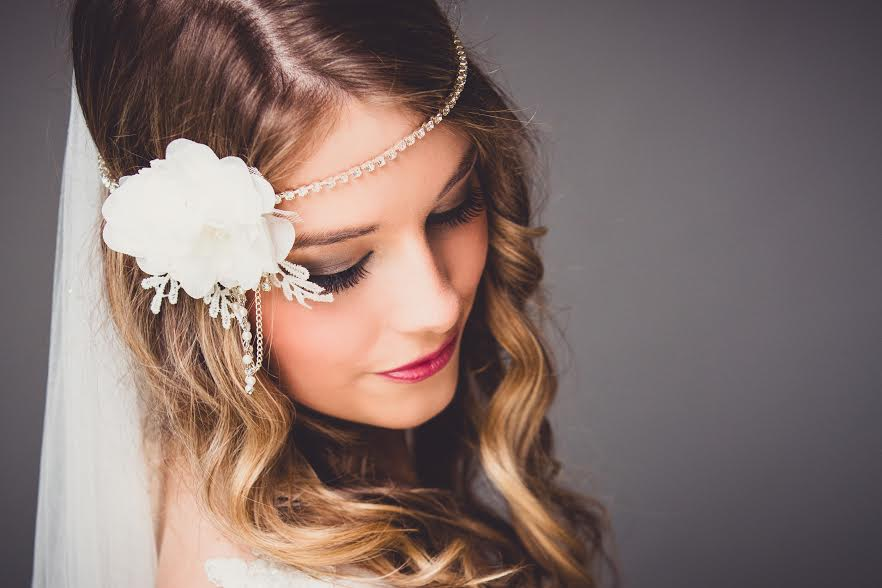 How To Become Bridal Makeup Artist : Wedding Makeup Cardiff Makeup by Jodie