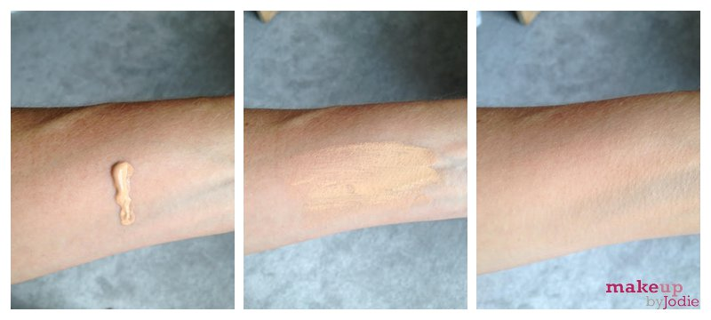 bobbi brown intensive skin serum swatches