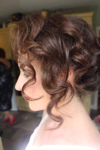 lesbian wedding hair1