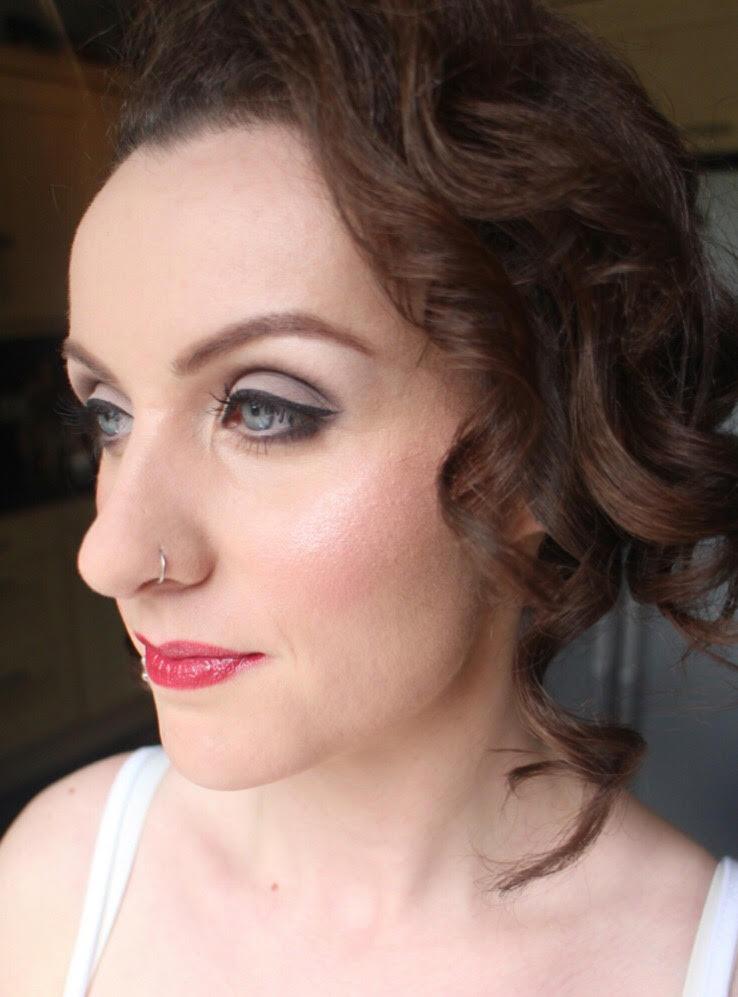 lesbian wedding makeup 2