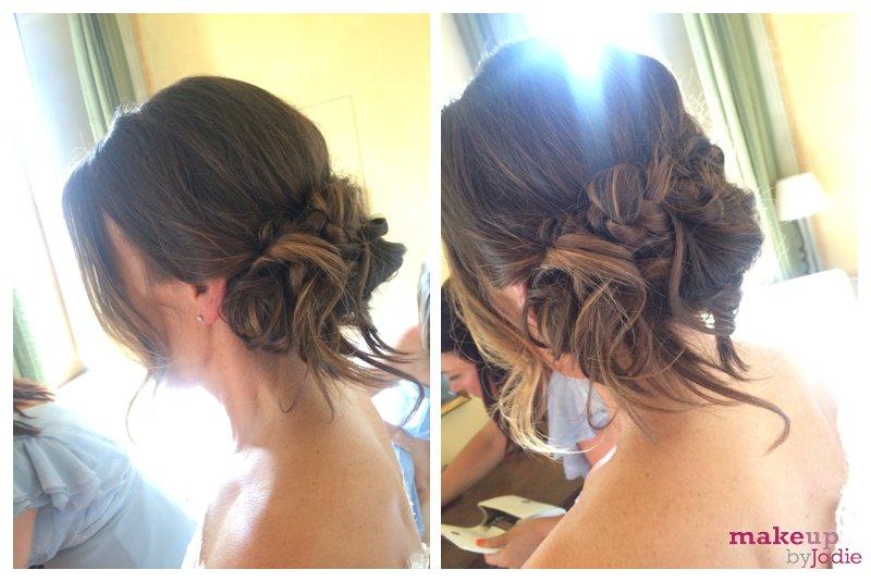 wedding hair italy