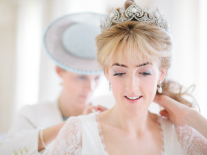 Northumberland wedding makeup 1