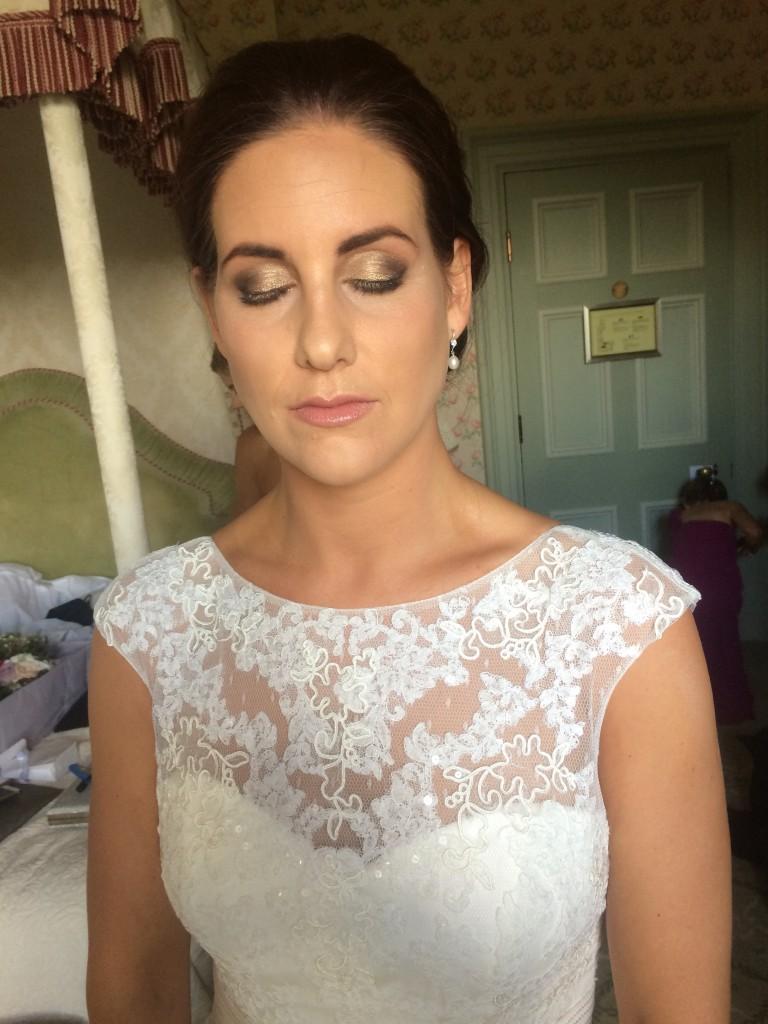 Kilworth House Wedding Hair and Makeup8