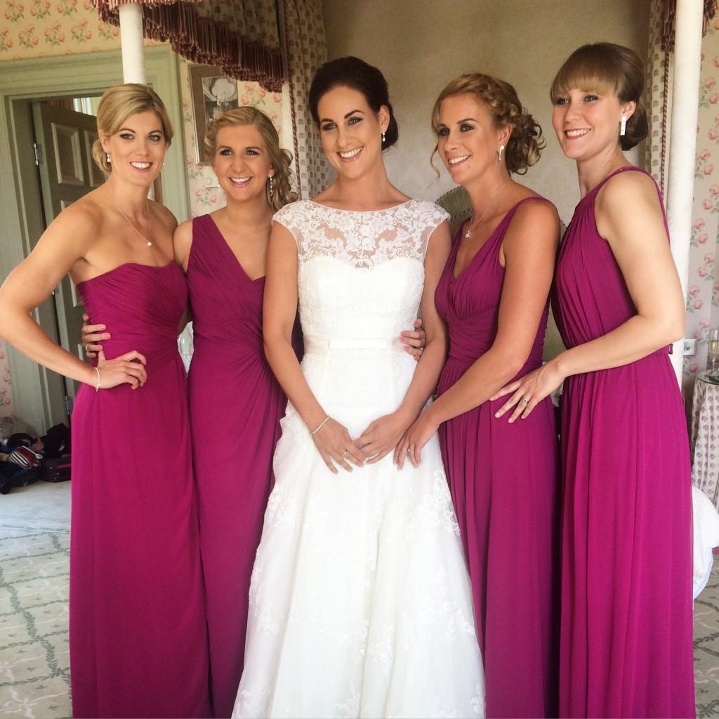 Kilworth House Wedding Hair and Makeup9