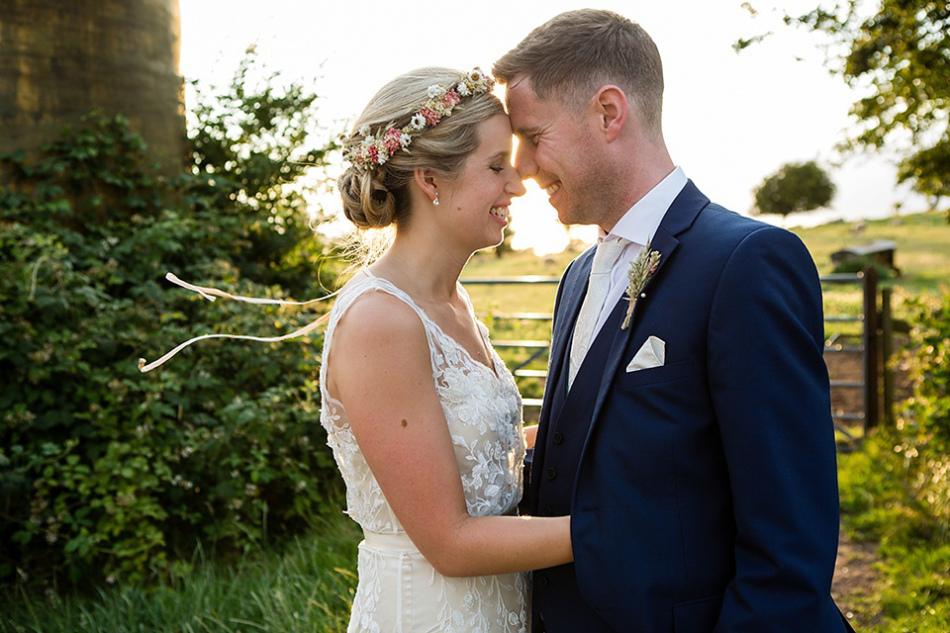 Packington Moor Farm Wedding Hair and Makeup