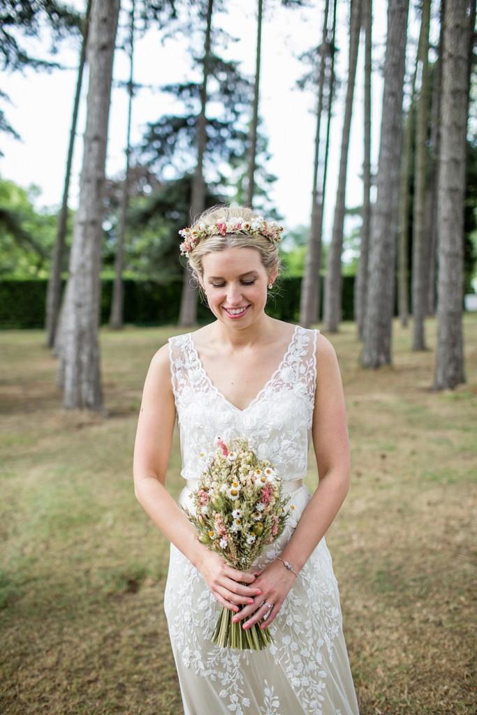 Packington Moor Farm Wedding Hair and Makeup1