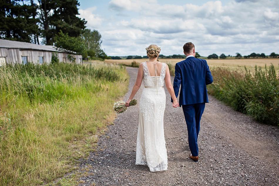 Packington Moor Farm Wedding Hair and Makeup10