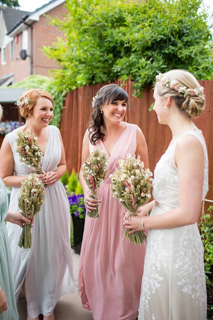 Packington Moor Farm Wedding Hair and Makeup4