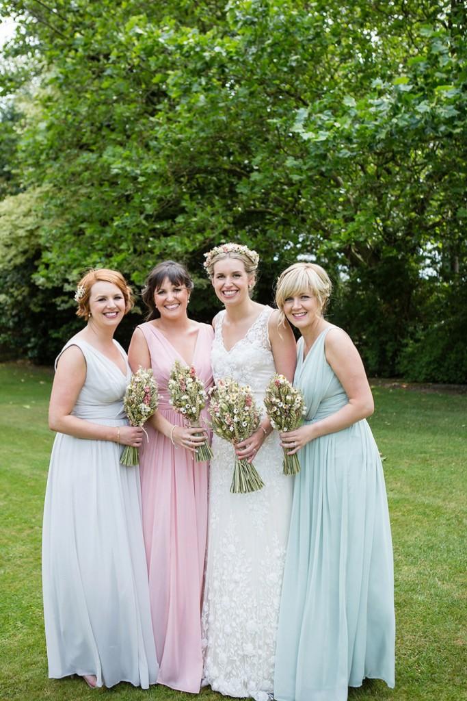 Packington Moor Farm Wedding Hair and Makeup9