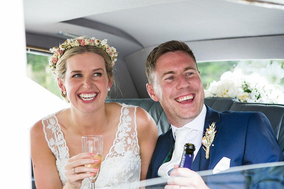Packington Moor Farm Wedding Hair and Makeup9a