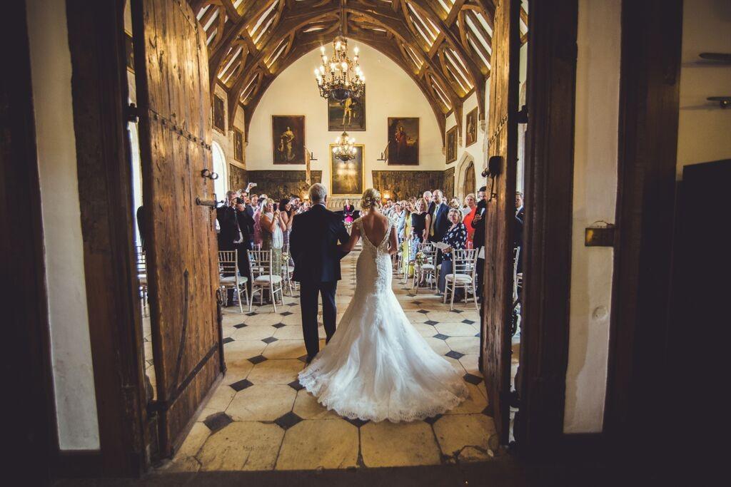 Wedding hair and makeup berkeley castle213