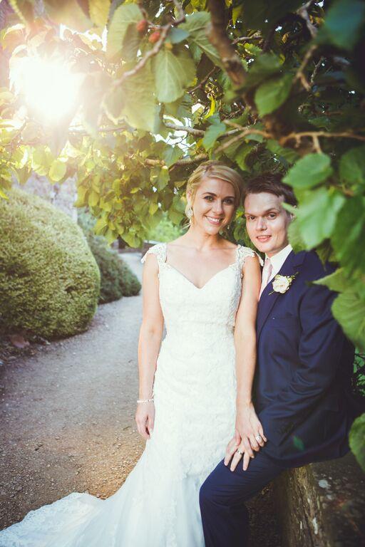 Wedding hair and makeup berkeley castle26