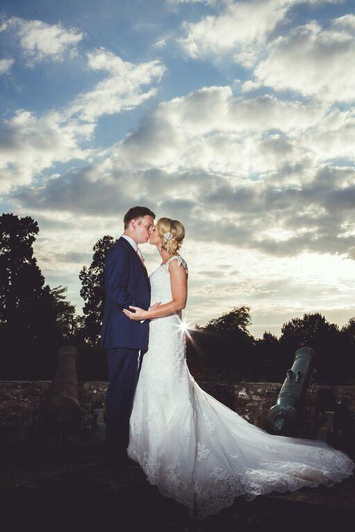 Wedding hair and makeup berkeley castle27