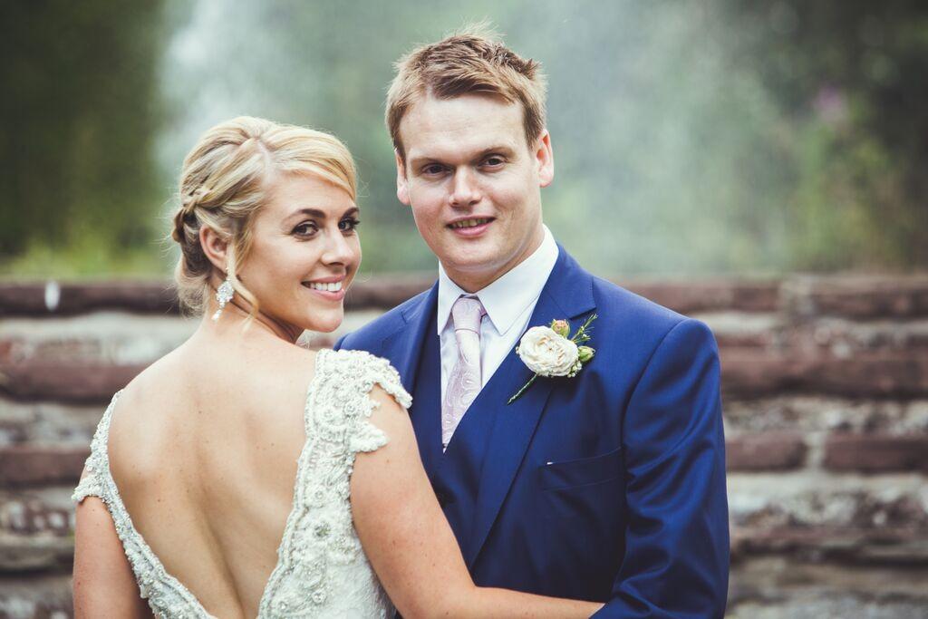 Wedding hair and makeup berkeley castle28