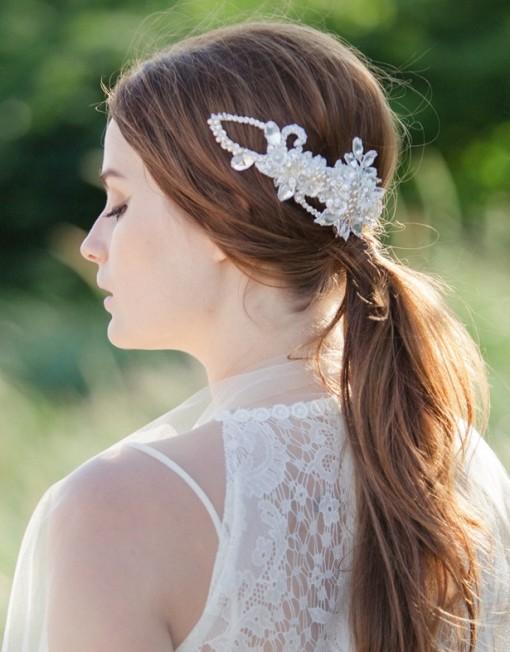 Jannie Baltzer headpieces