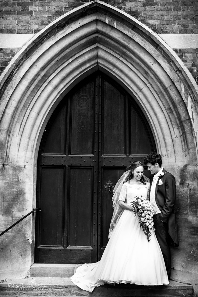 wedding hair studley castle 1