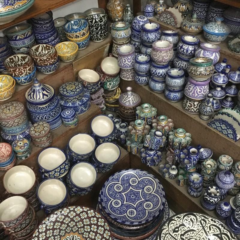 marrakech shopping guide