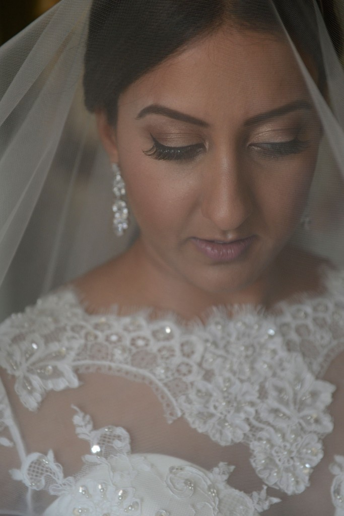 Blenheim Palace wedding makeup 2